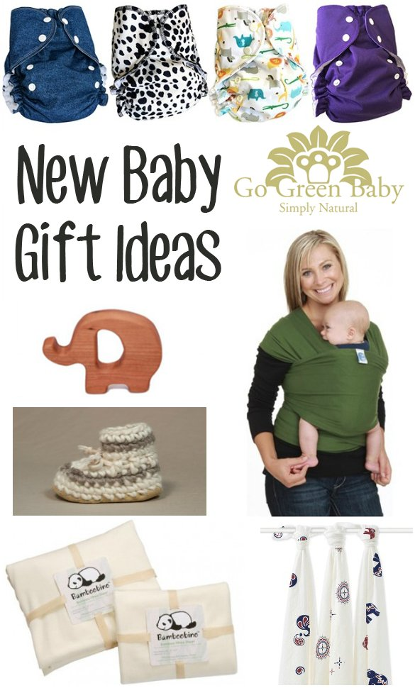 New Baby Gift Ideas