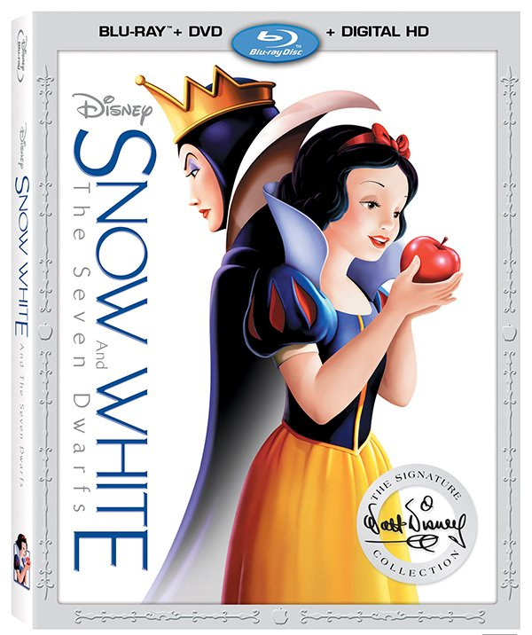 snow white and the seven dwarfs the walt disney signature collection - Disney Princess Art And Activity Collection
