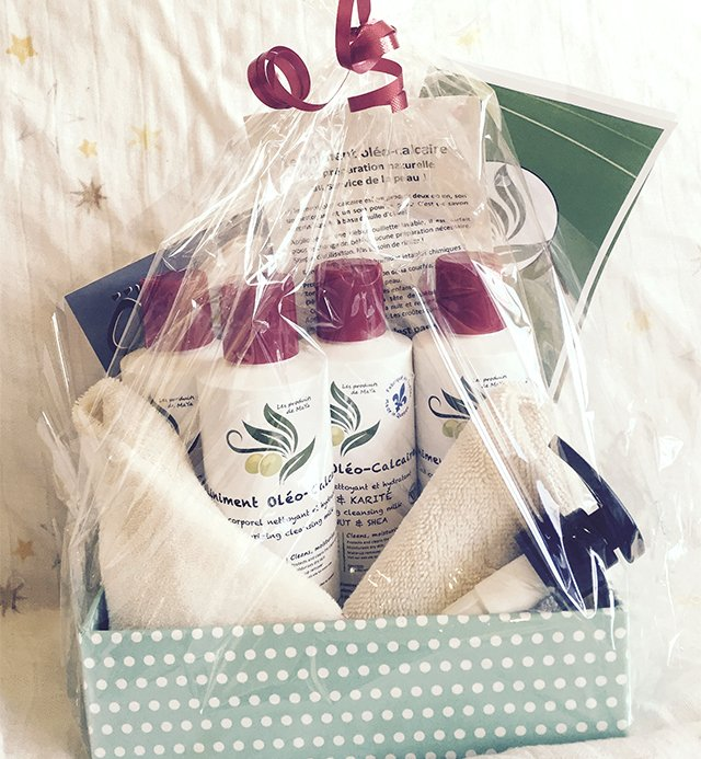 Win this gift basket of Les produits de MaYa oleo-calcareous liniments! (CAN, 3/4)