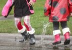 Go Puddle Jumping Year Round in Stonz Rain Bootz