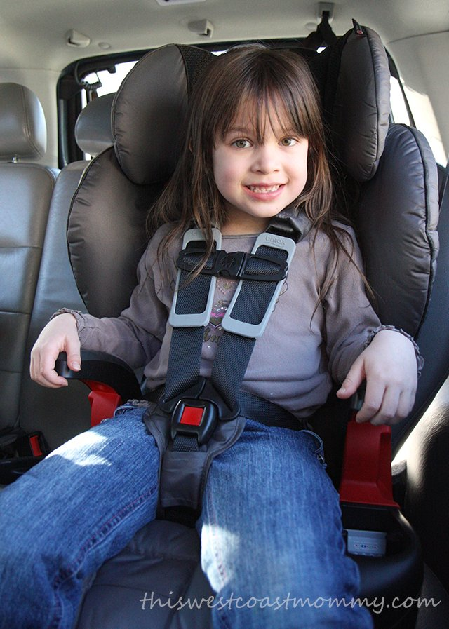 Britax Frontier Clicktight Harness 2 Booster The Last Car
