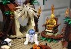 Totally Not Wordless Wednesday: LEGO Star Wars Ewok Village
