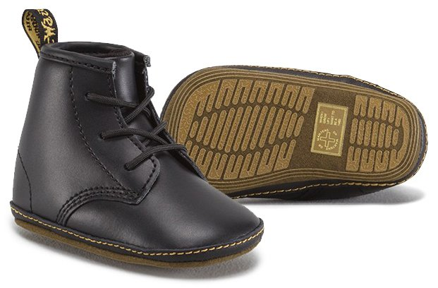 d750c1678e46 Win a Pair of Doc Martens Booties for Your Rock Star Baby!  Closed ...