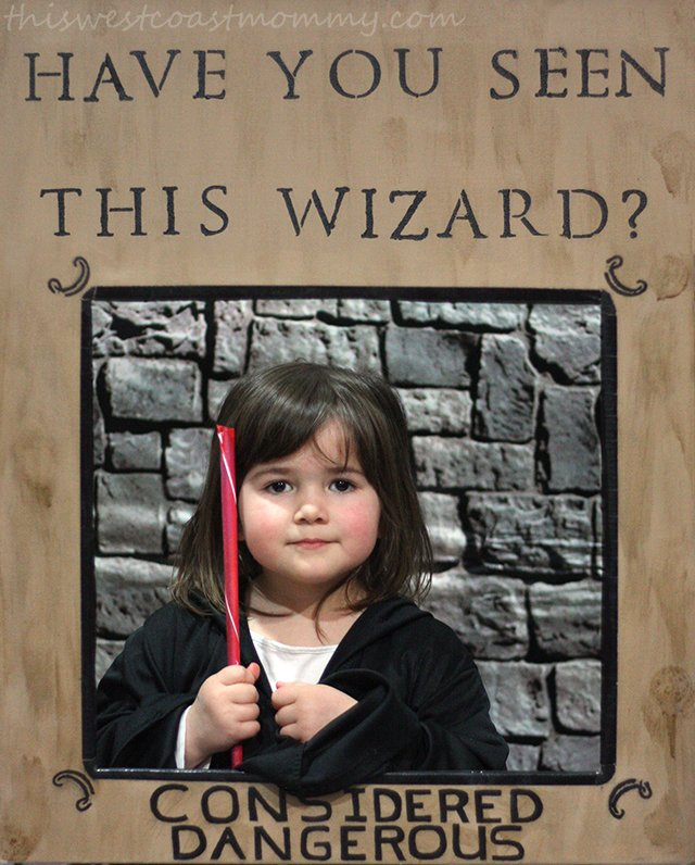 Have You Seen This Dangerous Wizard?