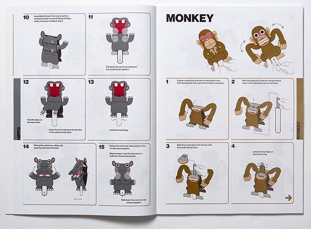 Make & Move Animal instructions