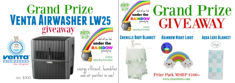 Under the Rainbow Grand Prize