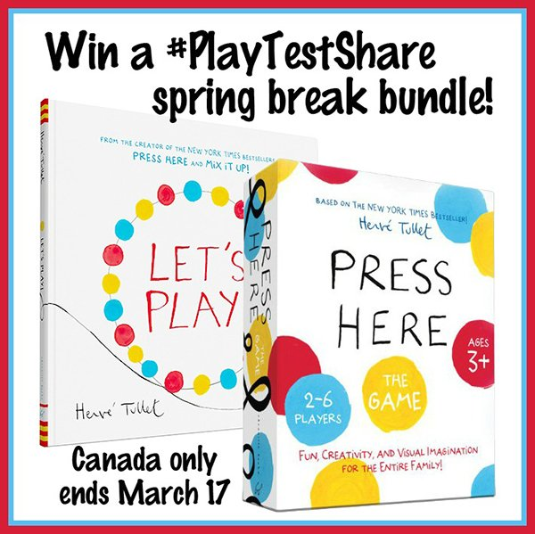 Win a PlayTestShare bundle