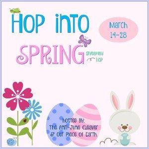 Hop Into Spring giveaway hop