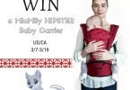 Win a MiaMily Hipster Baby Carrier! {Closed}