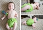 Bummis *NEW* All-in-One Cloth Diaper Review #AIOBummis
