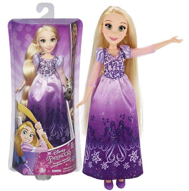 introducing hasbros new disney princess rapunzel