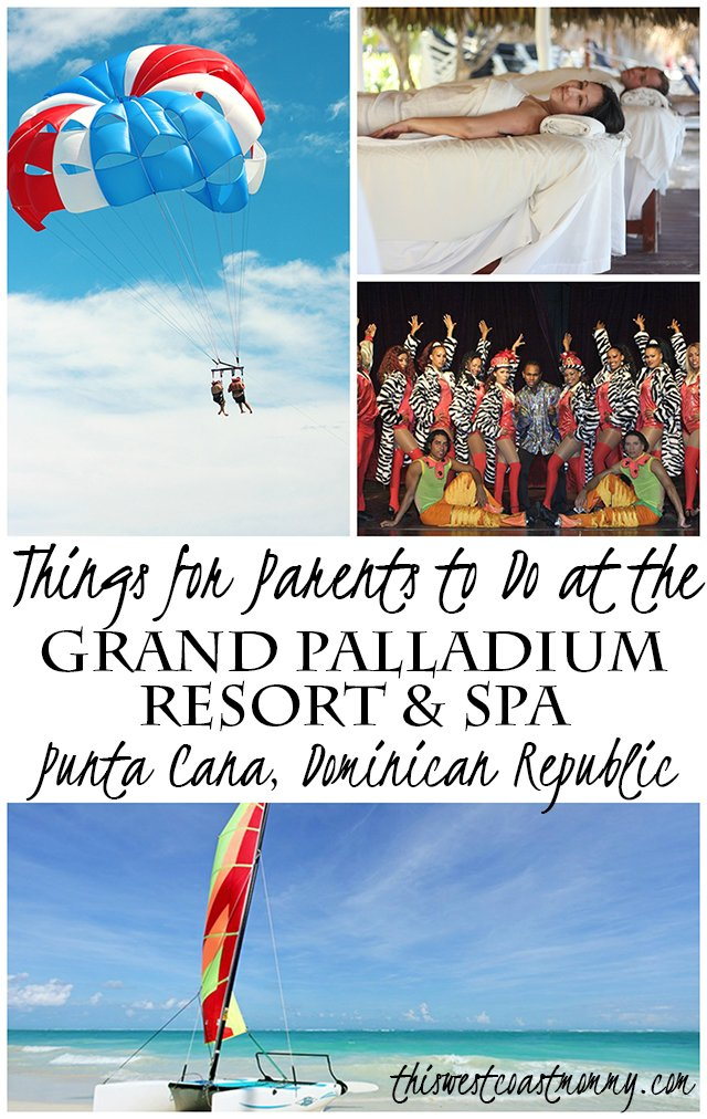 Family vacations are for parents too! There's so much for adults to do at the Grand Palladium Resort & Spa in Punta Cana, Dominican Republic! height=