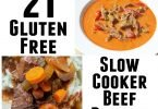 21 Gluten-Free Slow Cooker Beef Recipes