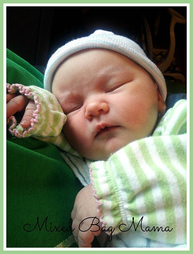 Alicia's VBAC birth