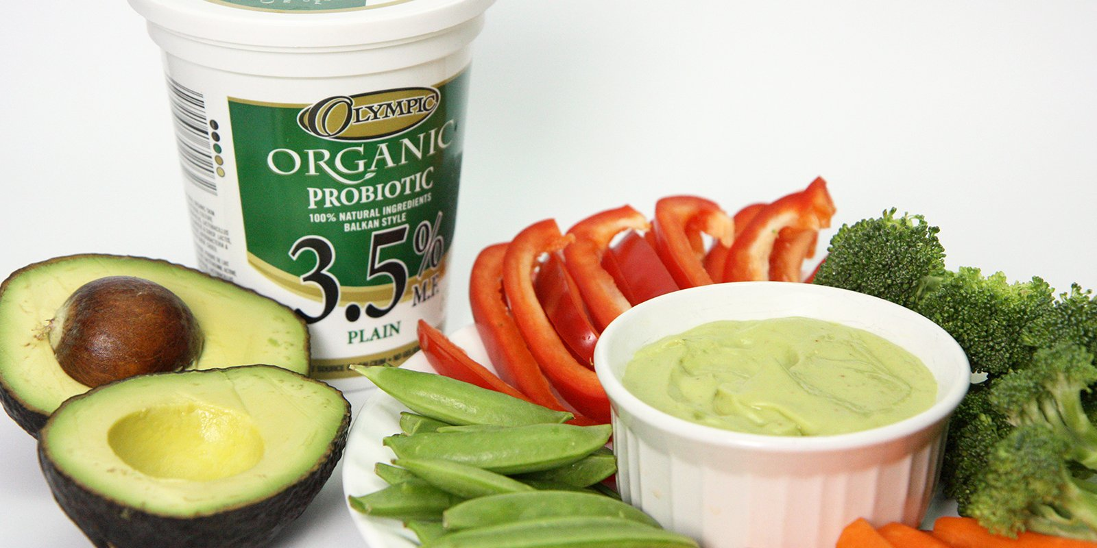 Creamy Avocado Yogurt Dip, and What the Heck is Kefir? - This West ...