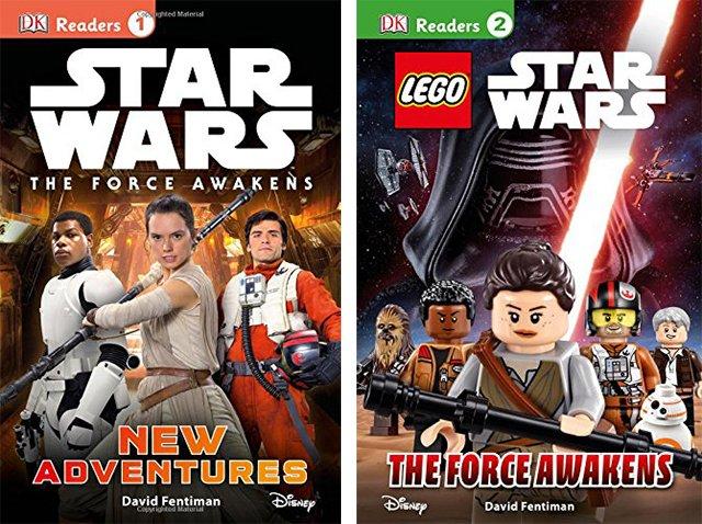DK Star Wars Readers
