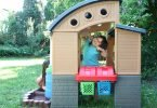 Little Tikes Go Green Playhouse: Eco-Friendly Backyard Fun!