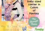 Win a Lenny Lamb Baby Carrier! {Closed}