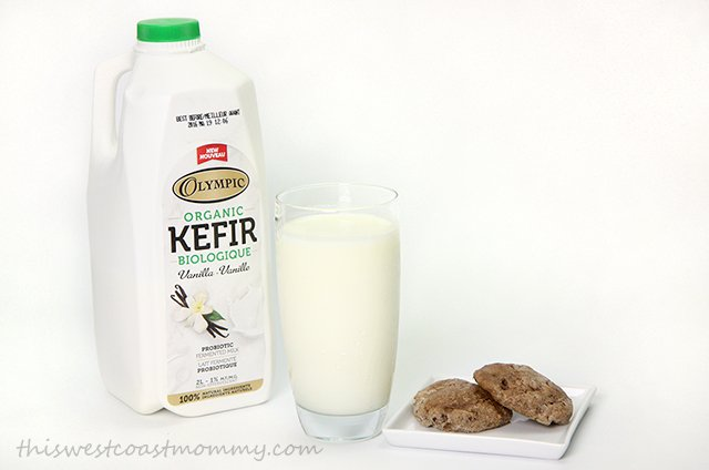 Olympic organic vanilla kefir