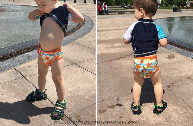 Bummis Swimmi One-Size Reusable Swim Diaper Review