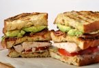BBQ Turkey Club with Spicy Mayo #FreshIdea