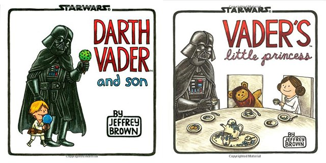 Darth Vader books