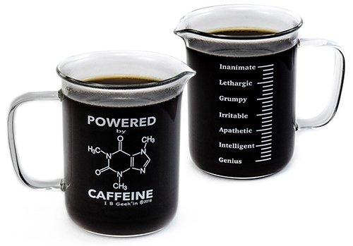 Lab beaker mug