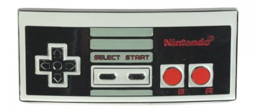 Nintendo Controller Belt Buckle