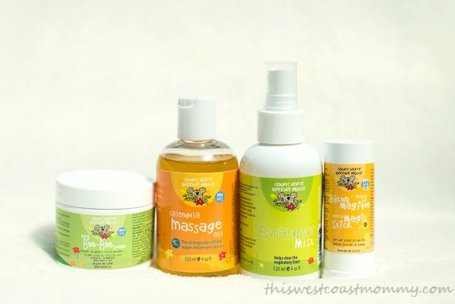 Souris Verte natural baby products