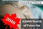 Made in Canada Baby 2016 Giveaway: 6 Prize Packs for Mom, Kids, and Baby! RV$2000 (US/CAN)