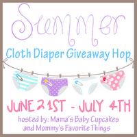 Summer Cloth Diaper Hop