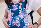 Win a Tula Baby Carrier in Flora Blue! {Closed}
