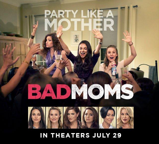 تحميل فيلم الكوميديا و الاثاره (Bad Moms 2016 (+18 مترجم