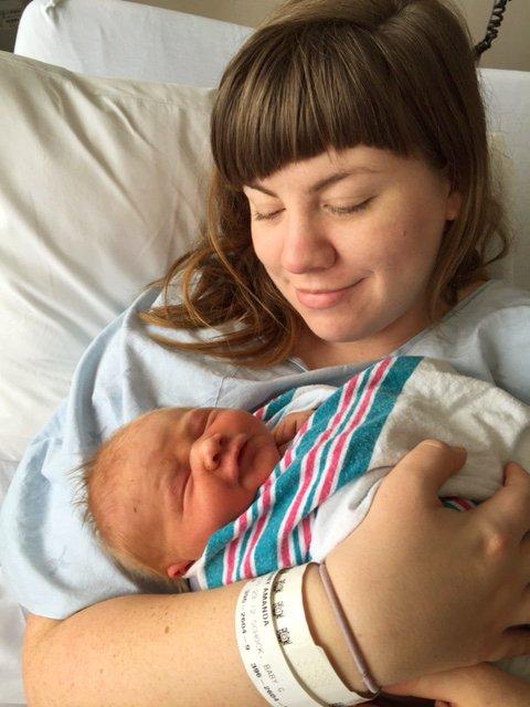 Bethany's birth story