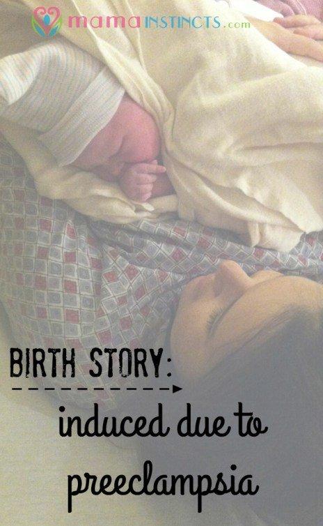 Carolina's Birth Story