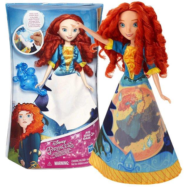 Introducing Hasbro S Disney Princess Merida This West