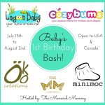 Baby's 1st Birthday Bash Giveaway