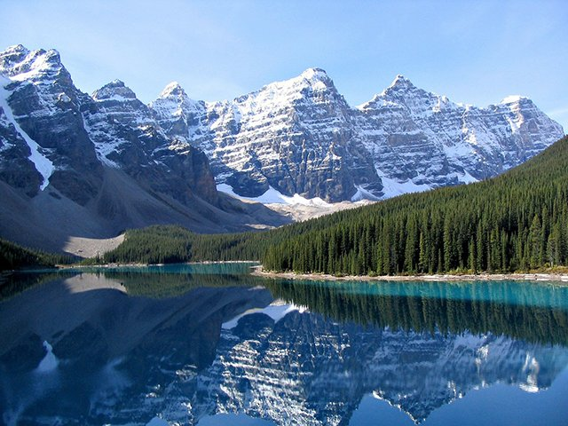Canada is full of natural wonders, impeccable beauty, and picturesque adventures. These 6 naturally beautiful places should be at the top of your bucket list.