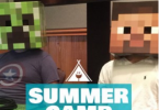 Fun and Learning with Online Summer Camps in #Minecraft {Plus 30% Off Coupon!}