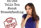 Five Things No One Tells You About Breastfeeding