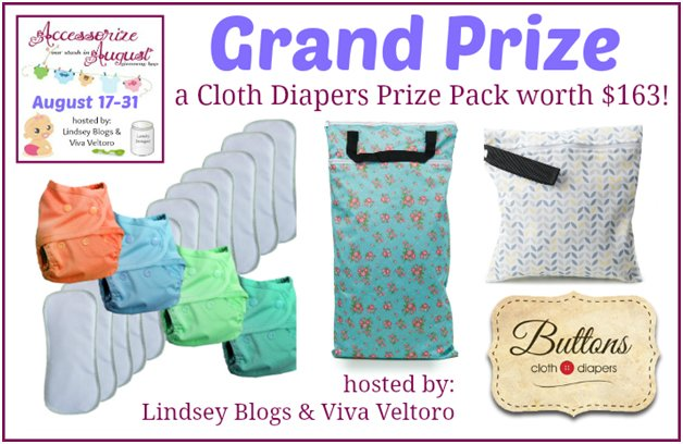 Accessorize Your Stash Grand Prize