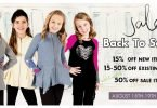 Shop Limeapple's Back to School Sale August 18 & 19
