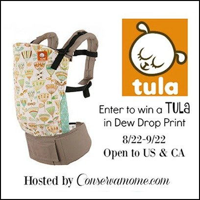 Win a Dew Drop Tula Baby Carrier