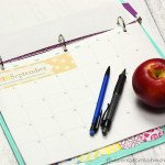 Back to School with Avery {Plus a #BacktoSchool Giveaway}
