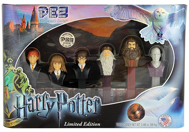 Harry Potter Pez Collection