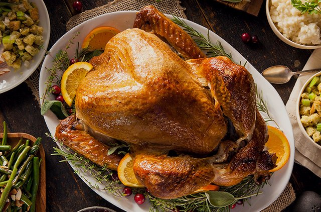 Whether you're serving dinner to the entire extended family or enjoying a quiet dinner for two, Canadian turkey is the star of any Thanksgiving table.