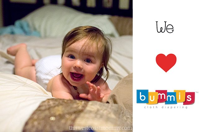 The Dimple Diaper from Bummis is the best of both worlds when it comes to absorbency and simplicity. We love Bummis!