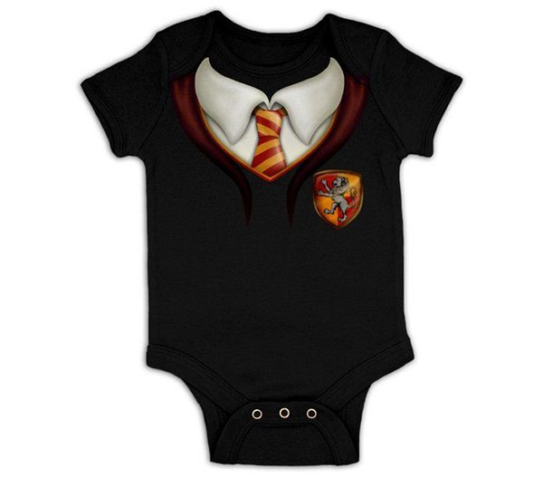 Wizard's Apprentice Baby Bodysuit