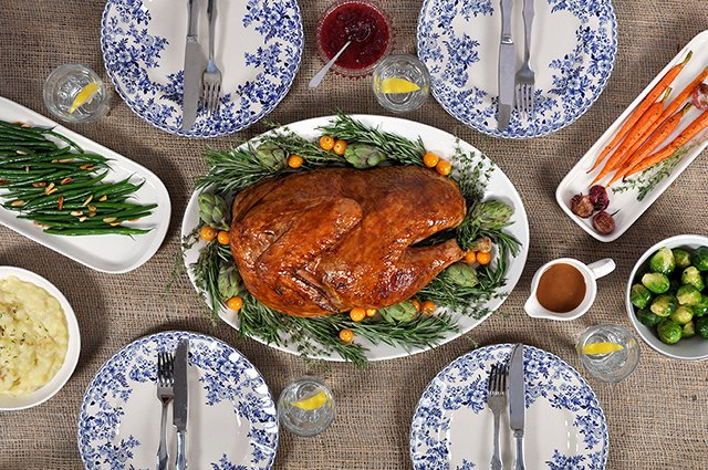 For smaller families, empty nesters, or romantic couples, roasting a half turkey is just as delicious and festive as serving a whole bird. Here's how!