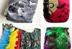22 (More) Haunted Halloween Cloth Diapers
